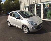 USED 2014 64 FORD KA 1.2 ZETEC THIS VEHICLE IS AT SITE 1 - TO VIEW CALL US ON 01903 892224