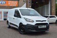 2015 FORD TRANSIT CONNECT 1.6 210 P/V 1d 94 BHP £9499.00