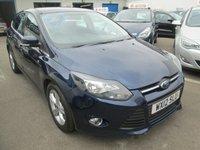 2012 FORD FOCUS 1.6 ZETEC 5d AUTOMATIC  124 BHP £5995.00