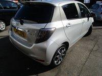 USED 2013 63 TOYOTA YARIS 1.3 VVT-I TREND 5d 98 BHP