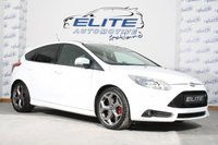 USED 2013 13 FORD FOCUS 2.0 ST-3 5d 247 BHP FULL SERVICE HISTORY / ST STYLE PACK/ PRIVACY GLASS / 247BHP!