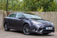 2016 TOYOTA AVENSIS 1.6 D-4D BUSINESS EDITION 4d 110 BHP £11000.00