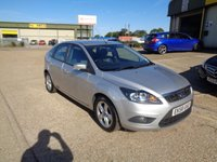 2008 FORD FOCUS 1.6 ZETEC 5d 100 BHP £SOLD