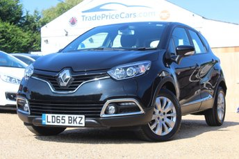 2015 RENAULT CAPTUR 1.5 EXPRESSION PLUS DCI 5d 90 BHP £9500.00