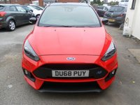 USED 2018 68 FORD FOCUS RS500