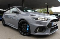 2017 FORD FOCUS 2.3 RS 5d 346 BHP £27990.00