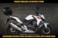 USED 2014 64 HONDA CB500 F-A  GOOD & BAD CREDIT ACCEPTED, OVER 500+ BIKES IN STOCK