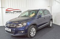 2015 VOLKSWAGEN TIGUAN 2.0 MATCH TDI BLUEMOTION TECH 4MOTION DSG 5d AUTO 148 BHP £SOLD