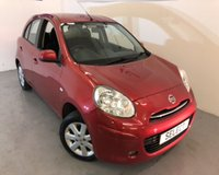USED 2013 62 NISSAN MICRA ACENTA