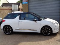 2012 CITROEN DS3 1.6 E-HDI DSTYLE PLUS 3d 90 BHP £4350.00