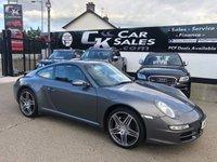 2008 PORSCHE 911 3.6 CARRERA 4 2d 321 BHP £33000.00