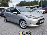 USED 2009 09 FORD FIESTA 1.2 STYLE 5d 59 BHP FULL SERVICE HISTORY