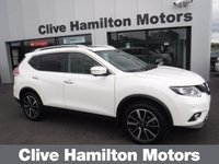 USED 2017 17 NISSAN X-TRAIL 1.6 N-VISION DCI 5d 130 BHP 4WD7 SEATS & SUNROOF