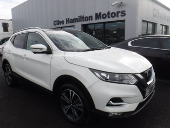 2018 NISSAN QASHQAI 1.5 N-CONNECTA DCI 5d SPORTS SEATS & GLASS ROOF £SOLD