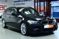 USED 2010 10 BMW 3 SERIES 2.0 320D M SPORT BUSINESS EDITION TOURING 5d 181 BHP