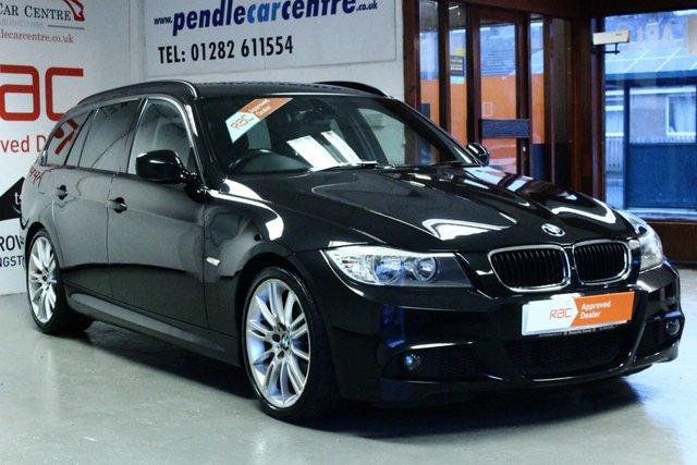 2010 10 BMW 3 SERIES 2.0 320D M SPORT BUSINESS EDITION TOURING 5d 181 BHP
