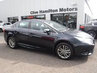 USED 2018 67 TOYOTA AVENSIS 1.6 D-4D BUSINESS EDITION 4d 110 BHP SAT NAV & CAMERA Serviced & Ready To Go