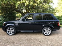 USED 2011 61 LAND ROVER RANGE ROVER SPORT 3.0 SDV6 HSE LUXURY 5d AUTO 255 BHP