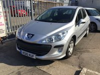 USED 2010 10 PEUGEOT 308 1.6 S 5d 120 BHP Great value budget buy, 66000 miles, excellent