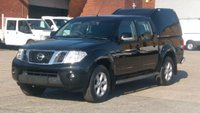 2011 NISSAN NAVARA 2.5 DCI 190 4 WD ACENTA CREW CAB PICK UP X MOD 1 OWNER F/S/H  FREE 12 MONTHS WARRANTY COVER   £6990.00