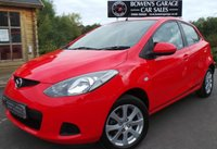 USED 2009 59 MAZDA 2 1.3 TS2 5d 85 BHP 1 Lady Owner from New - Low Miles - 8 Mazda Services
