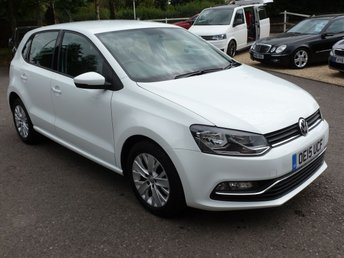2015 VOLKSWAGEN POLO 1.0 SE 5d £SOLD