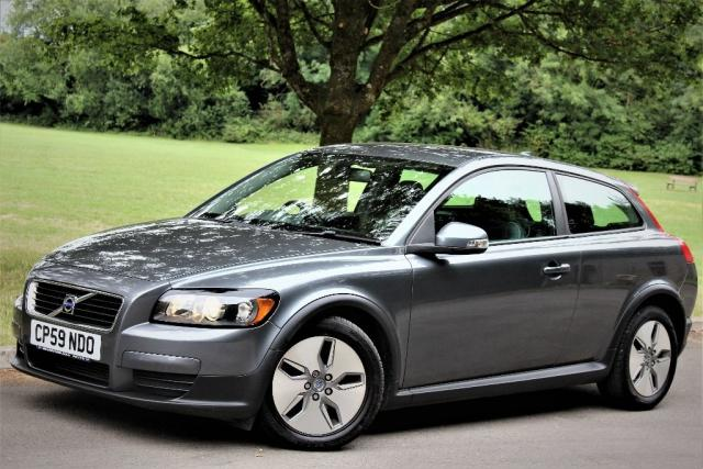 2010 59 VOLVO C30 1.6 D DRIVe S 2dr