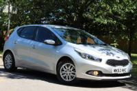 USED 2013 63 KIA CEED 1.4 CRDi 1 5dr Huge Value For Money !