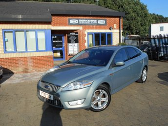 2010 FORD MONDEO 2.0 TITANIUM 140 TDCI 5d 140 BHP £5690.00