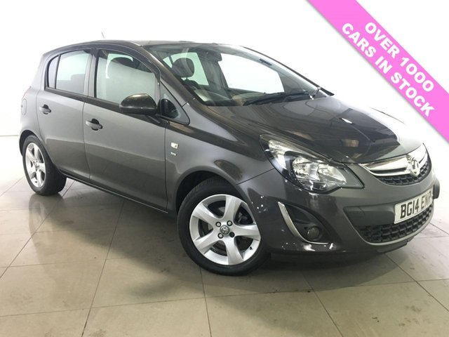 View our 2014 14 VAUXHALL CORSA 1.4 SXI AC 5d 98 BHP