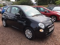 USED 2012 62 FIAT 500 1.2 POP 3d 69 BHP ONE OWNER WITH VERY LOW MILES