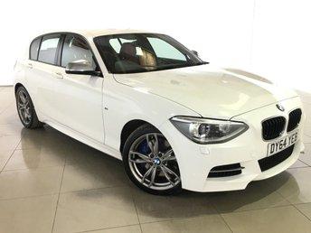 2014 BMW 1 SERIES 3.0 M135I 5d 316 BHP £15490.00