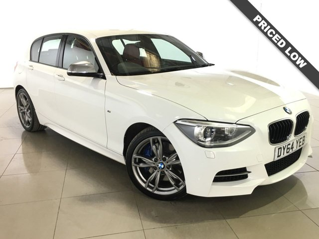 View our 2014 64 BMW 1 SERIES 3.0 M135I 5d 316 BHP