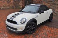 2013 MINI COUPE 1.6 COOPER S 2d 181 BHP £8995.00