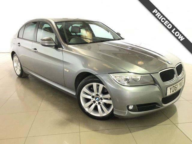 View our 2011 61 BMW 3 SERIES 2.0 318I SE NAV 4d 141 BHP