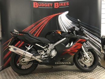View our HONDA CBR600F