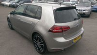 USED 2014 14 VOLKSWAGEN GOLF  GTD 2.0 5d WITH 181 BHP IN METALLIC SILVER WITH A FULL DOCUMENTED SERVICE HISTORY  APPROVED CARS ARE PLEASED TO OFFER THIS VOLKSWAGEN GOLF GTD 2.0 5d WITH 181 BHP IN METALLIC SILVER WITH A FULL DOCUMENTED SERVICE HISTORY WITH SERVICED AT 20K, 40K, 59K AND 77K, WITH A STAMPED BOOK.