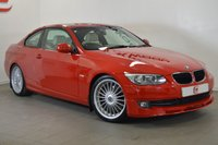 USED 2010 10 BMW ALPINA D3 BI-TURBO 2.0 COUPE 211 BHP  ONLY 43,000 MILES + FSH + FULL ALPINA SPEC