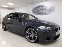 2012 BMW M5 4.4 M5 4d AUTO 553 BHP £21290.00
