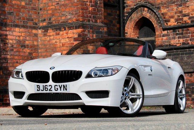 2012 62 BMW Z4 3.0 30i M Sport sDrive 2dr