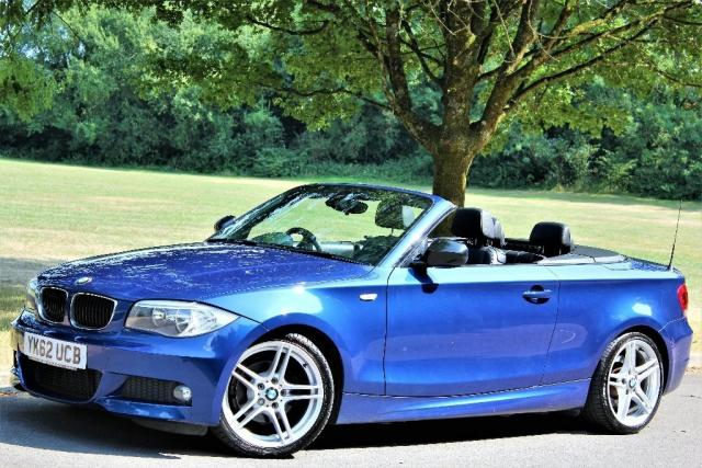 2012 62 BMW 1 SERIES 2.0 118d Sport Plus 2dr