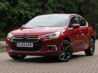 2013 CITROEN DS4 2.0 HDI DSPORT 5d 161 BHP £7944.00