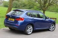 USED 2011 61 BMW X1 2.0 20d M Sport xDrive 5dr AUTOMATIC