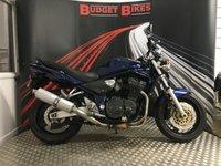 2003 SUZUKI Bandit 1200 1157cc GSF 1200 K4  £2990.00