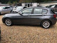 USED 2012 12 BMW 1 SERIES 2.0 120D SE 5d 181 BHP