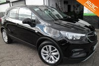 USED 2017 17 VAUXHALL MOKKA X 1.6 ACTIVE S/S 5d 114 BHP VIEW AND RESERVE ONLINE OR CALL 01527-853940 FOR MORE INFO.