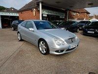 2007 MERCEDES-BENZ C CLASS 2.1 C220 CDI SPORT EDITION 3d AUTO 148 BHP £2750.00