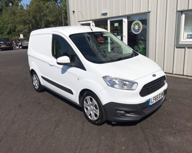 2015 65 FORD TRANSIT COURIER 1.6 TDCI