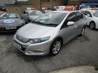 USED 2010 60 HONDA INSIGHT 1.3 IMA ES-T 5d AUTO 100 BHP