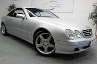 USED 2002 MERCEDES-BENZ CL 5.0 CL 500 2d AUTO 302 BHP